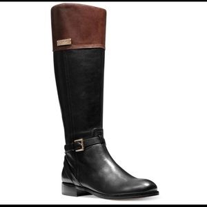 COACH  two tons riding boots